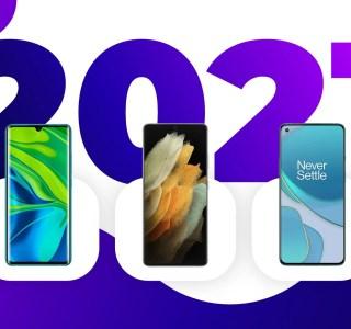Quels sont les meilleurs smartphones à acheter en 2021 ?