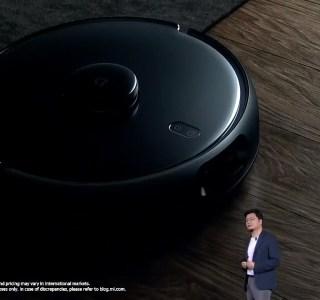 Mi Vacuum Pro : l'aspirateur robot de Xiaomi passe aux caméras avec un système de reconnaissance 3D