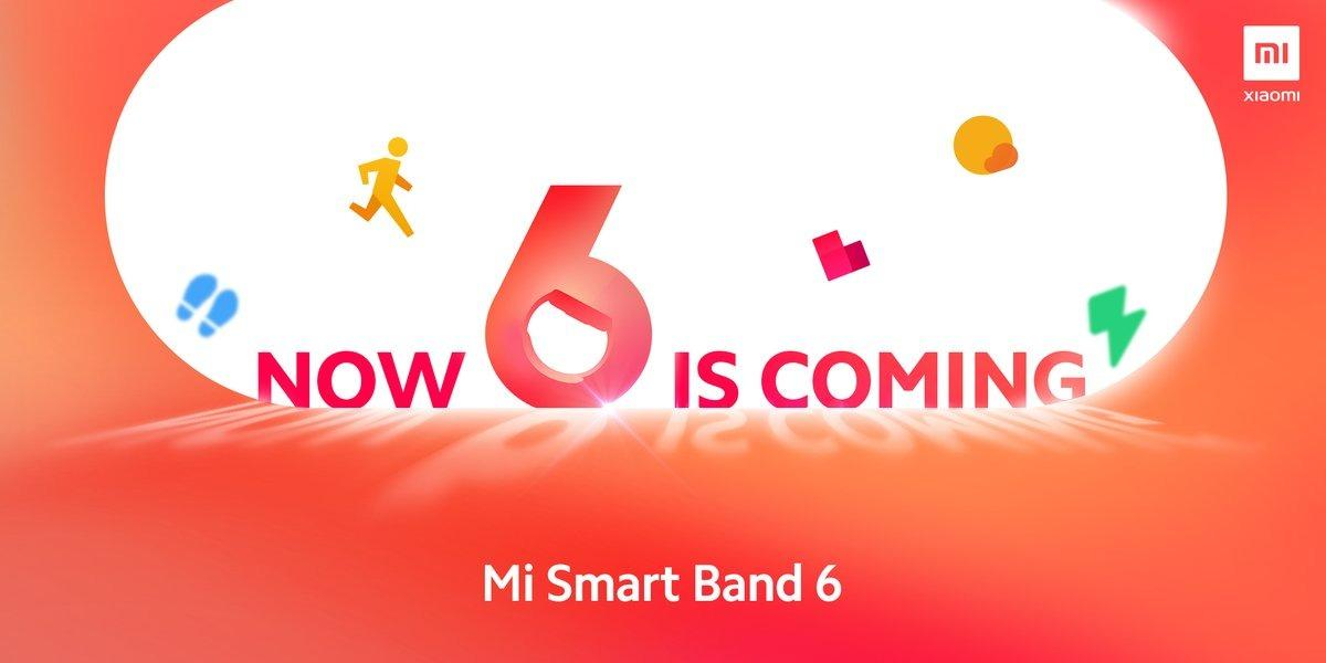 C'est confirmé, le Xiaomi Mi Smart Band 6 sera présenté en début de semaine