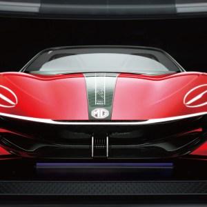 MG dévoile son concept de Roadster électrique: le Cyberster et ses 800 km d'autonomie