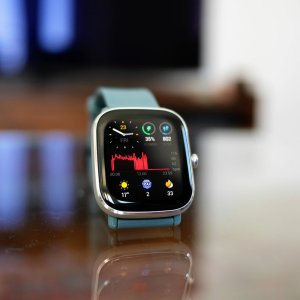 Test de l'Amazfit GTS 2 Mini : une montre connectée accessible qui va à l'essentiel