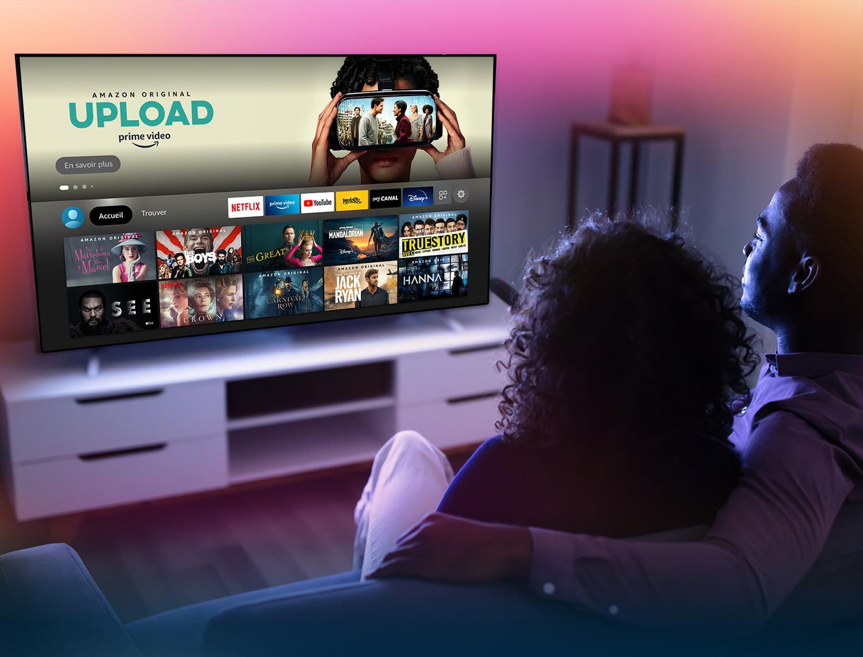 Amazon Fire TV : l'app france.tv est disponible avec tous ses contenus vidéo et programmes à la demande