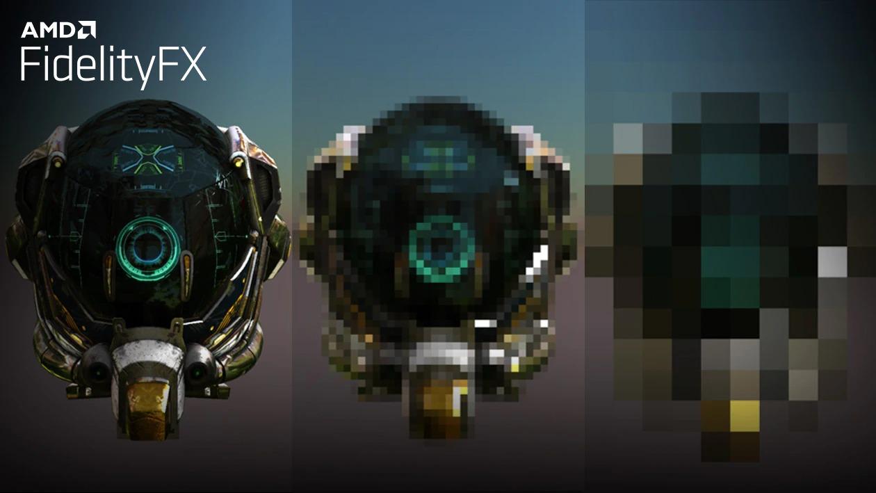 Xbox Series X | S: les jeux peuvent désormais intégrer AMD FidelityFX