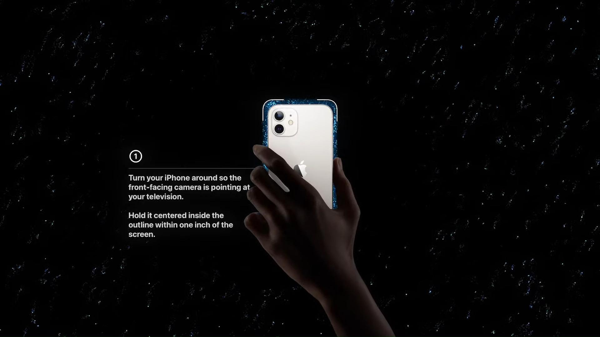 Apple TV : pas besoin du nouveau modèle pour calibrer son écran