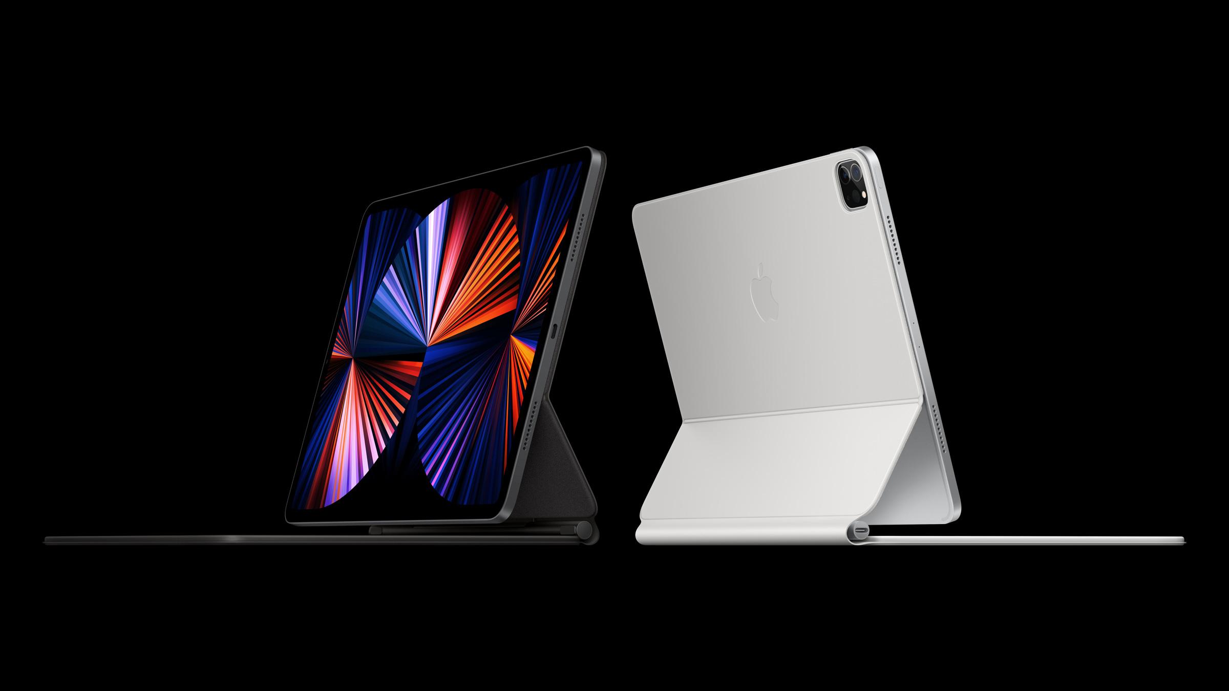 iPad Pro 2021 : la puce des Mac et un écran mini LED ultra contrasté