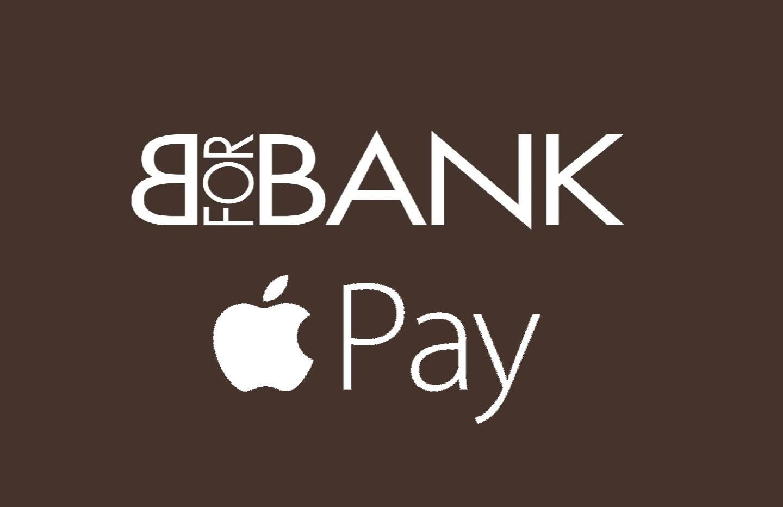 BforBank intègre enfin Apple Pay dans ses services de paiement sans contact