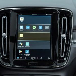 Android Automotive : on a testé l'interface Google qui équipera peut-être votre prochaine voiture