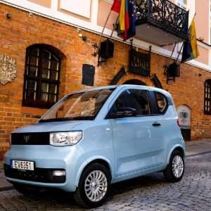 Freze Nikrob: à 9999euros, elle devient la voiture électrique la moins chère d'Europe