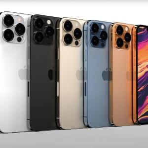 iPhone 13: design, photo, disponibilité, prix, date de sortie… le point sur les rumeurs