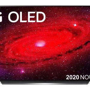 TV 4K : la LG OLED55CX devient bien plus abordable grâce à un code promo