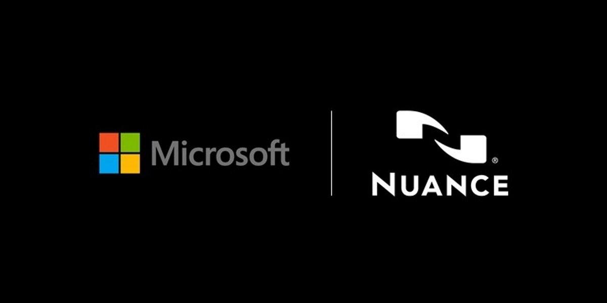 Microsoft rachète le géant de l'IA Nuance pour 19,7milliards de dollars