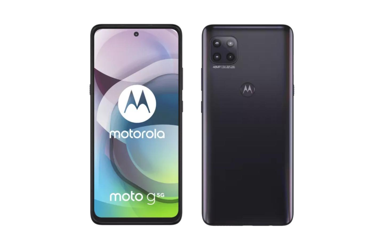 Avec une bonne autonomie, la 5G et 60 euros de moins, le Motorola G 5G devient attractif