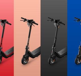 NIU : l'expert des scooters branchés se lance dans les trottinettes électriques XXL