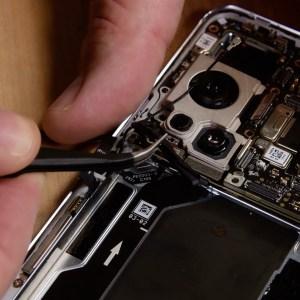 Le OnePlus9 Pro est un mobile coriace à réparer en cas de problème