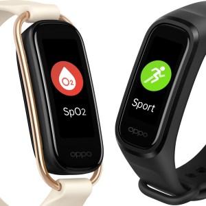 Oppo Band : le bracelet connecté design avec capteur SpO2 arrive en France