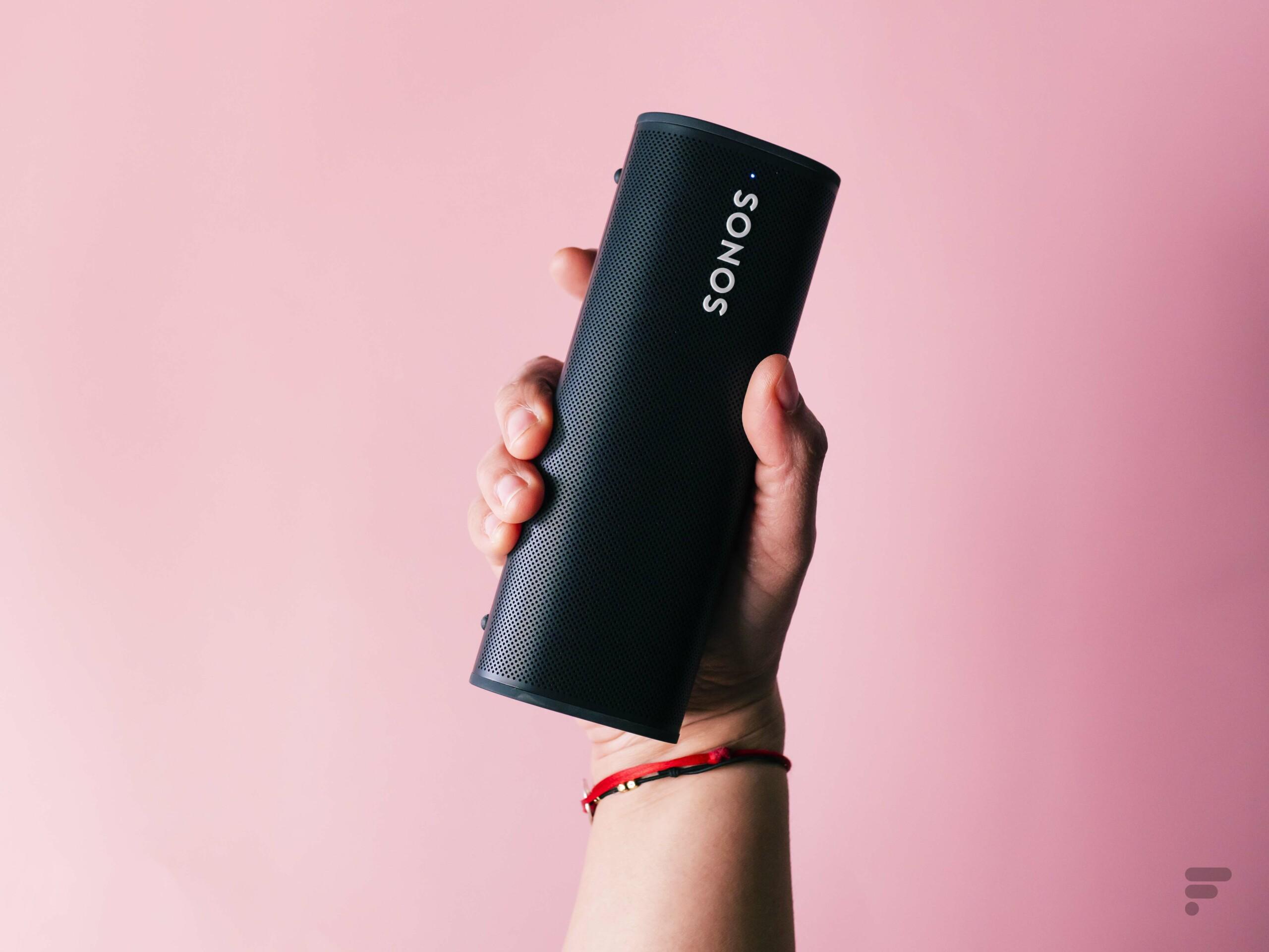 Test de Sonos Roam: l'enceinte mini format, maxi pratique