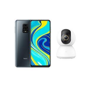 159 euros : c'est le prix de ce pack Redmi Note 9S + Caméra Mi Home 360 chez la Fnac