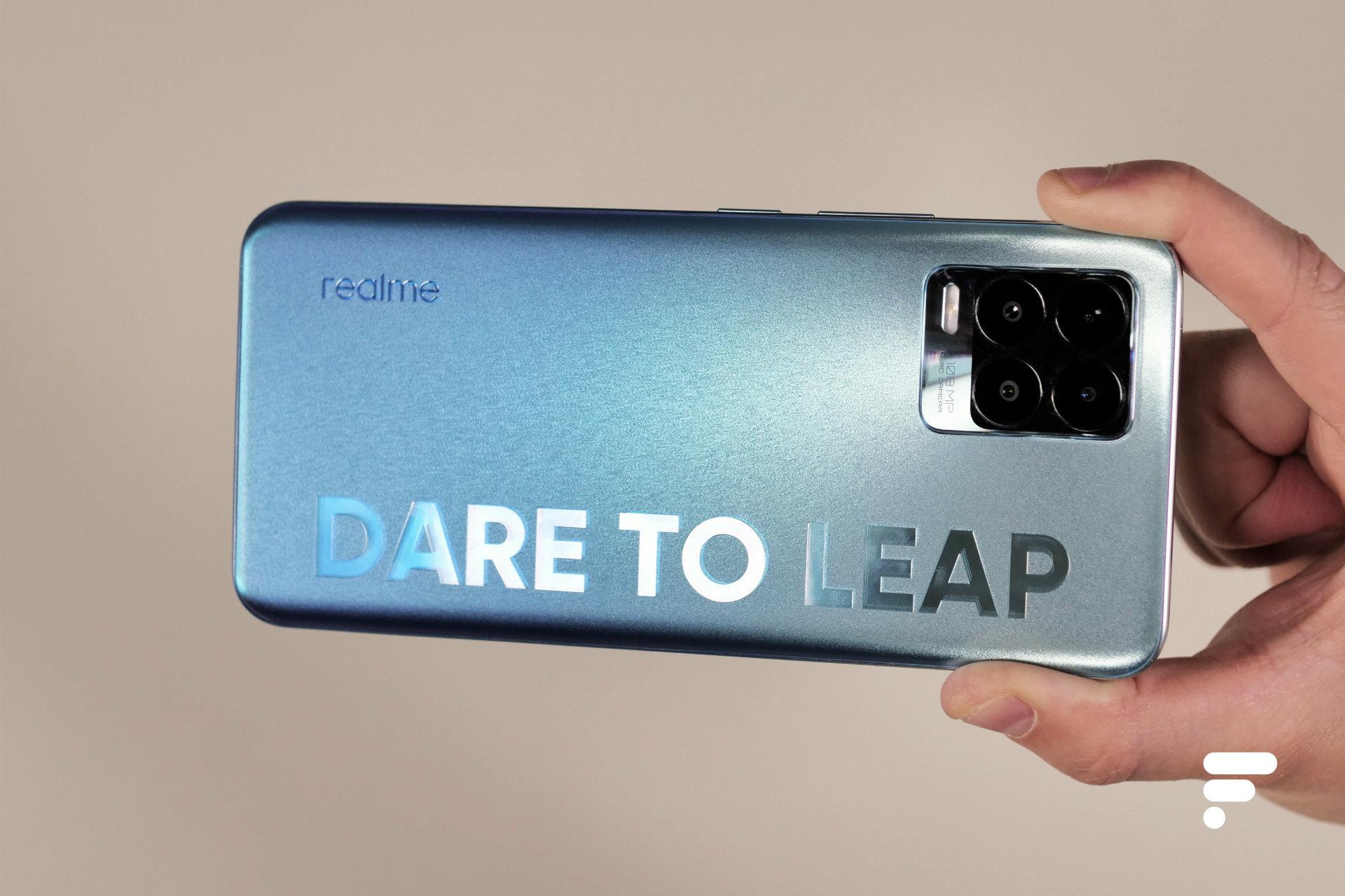 Le Realme 8 arrive en France la semaine prochaine, une version 5G suivra