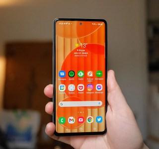 Test du Samsung GalaxyA72: un bon smartphone, une excellente autonomie
