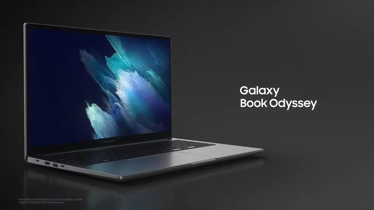 Nvidia RTX 3050 Ti : pas encore officialisée, déjà dans le Samsung Galaxy Book Odyssey