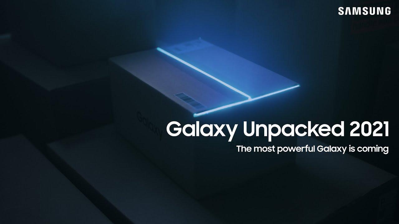 Galaxy Unpacked 2021 : Samsung promet le Galaxy le plus puissant de son histoire
