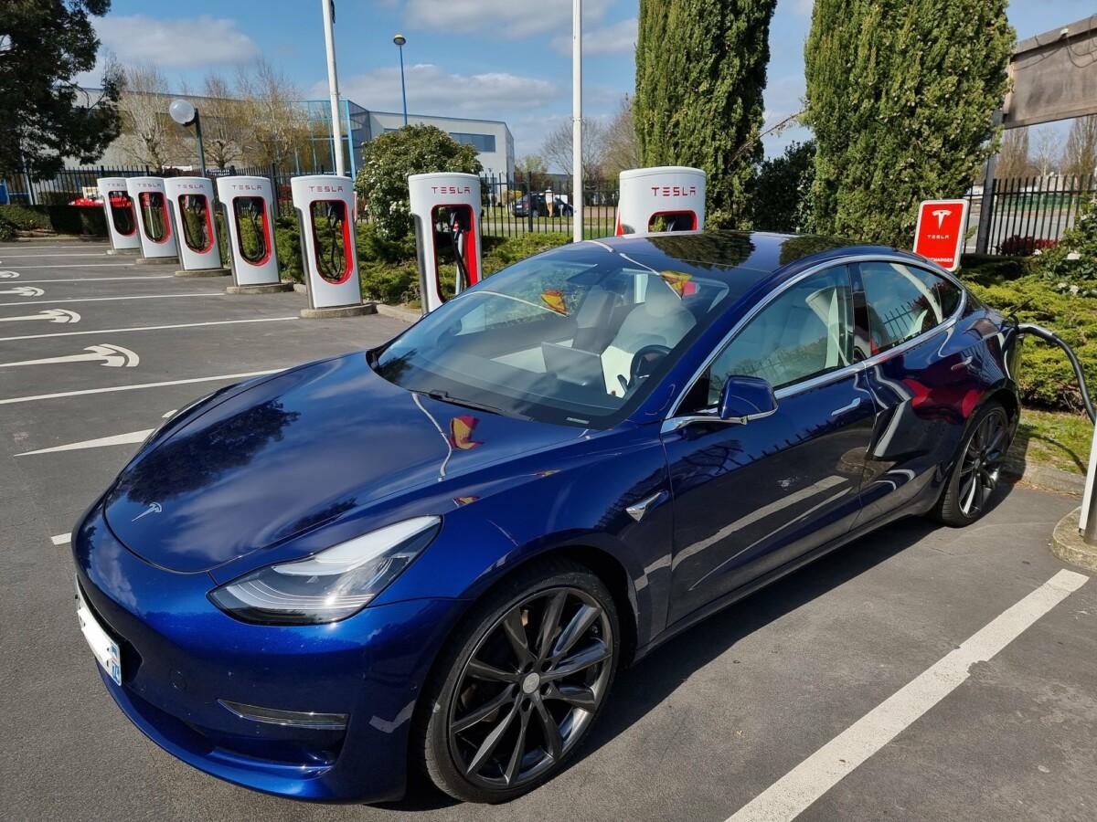 Superchargeurs Tesla: où en sommes-nous en France en 2021?