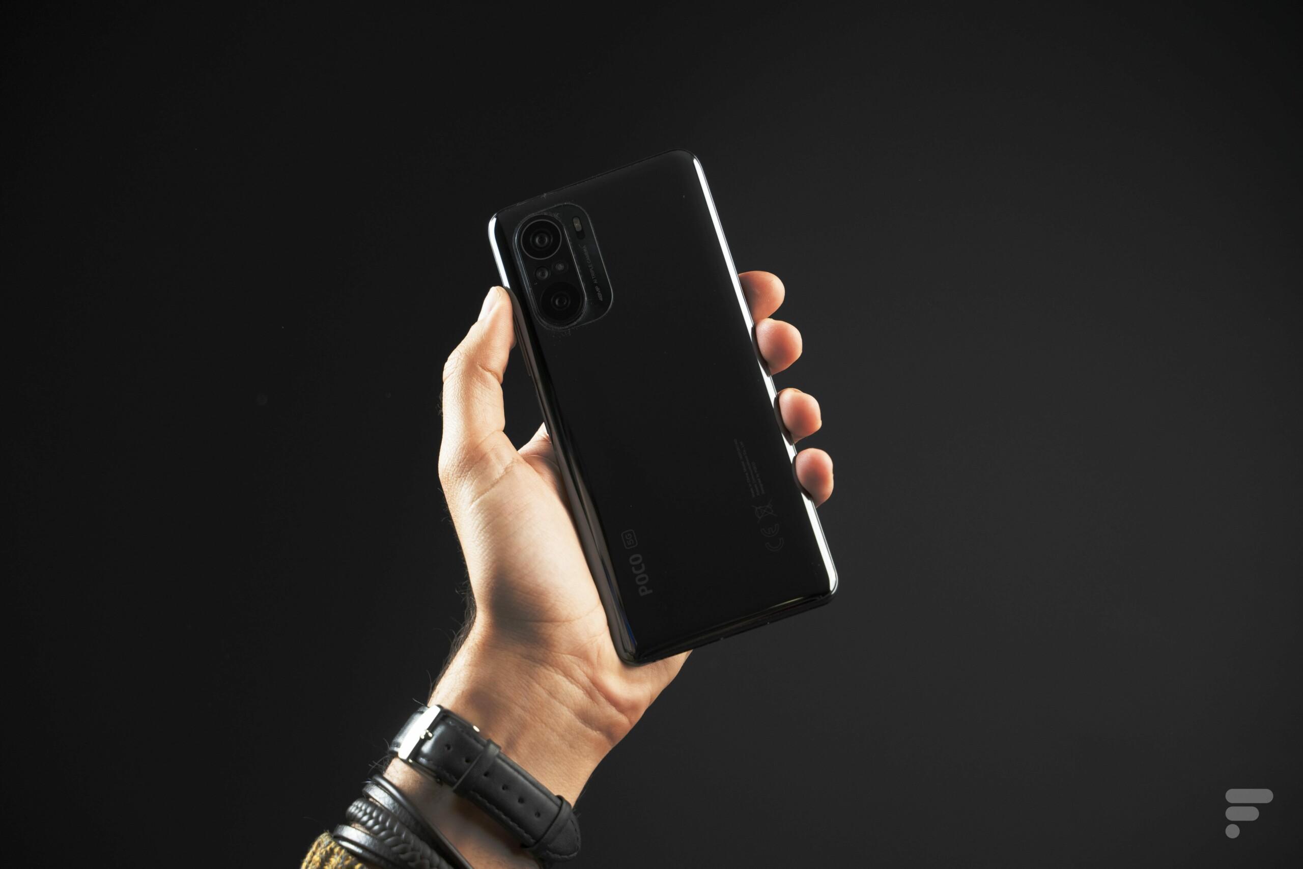 En promotion, le Xiaomi Poco F3 est le meilleur smartphone à moins de 300 €