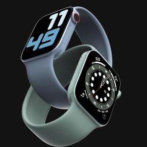 L'Apple Watch Series 7 : la liste des nouveautés se confirme