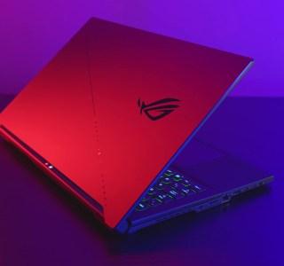 ROG Zephyrus S17 : et Asus inventa le PC portable au clavier levant
