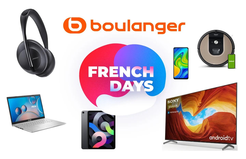 Boulanger : les dernières offres encore disponibles avant la fin des French Days