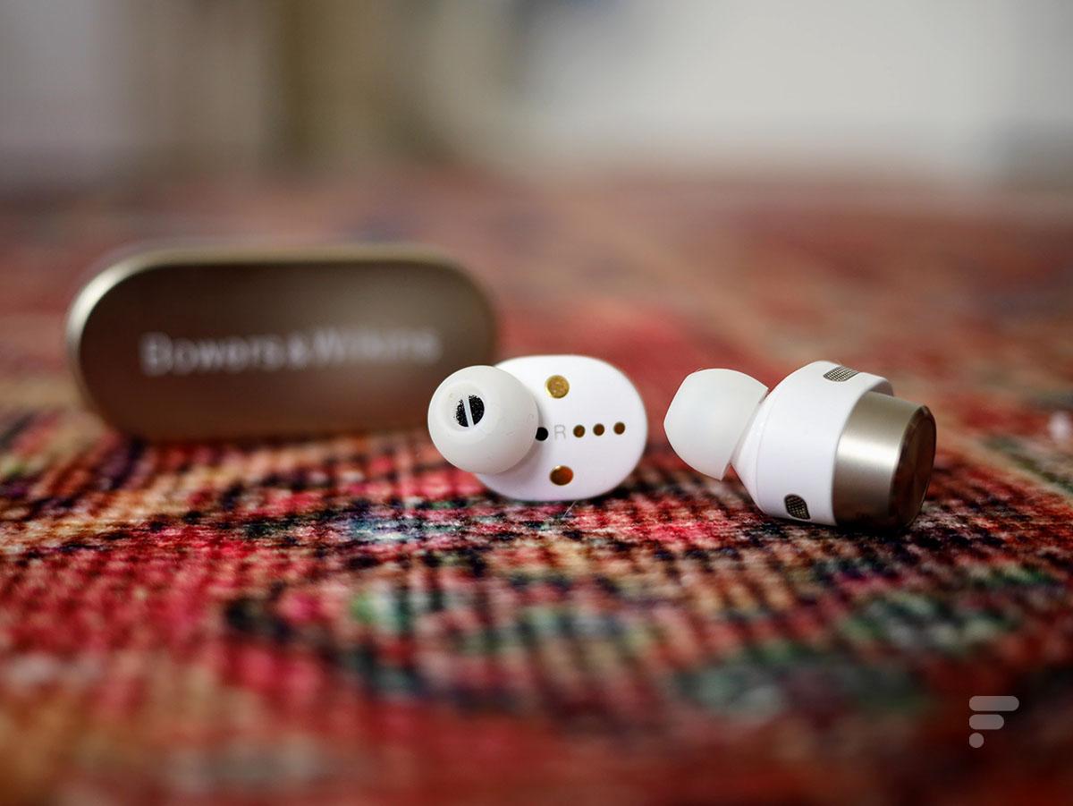 Test des Bowers & WilkinsPI7: une qualité audio d'exception, mais à quel prix