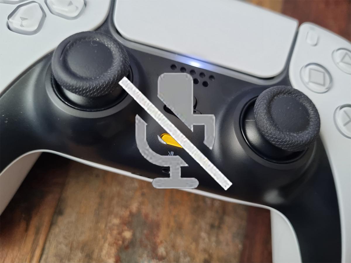 Comment désactiver par défaut le micro de la PS5 ?
