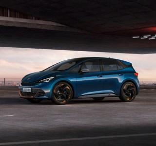 Cupra Born officialisée : 540 km d'autonomie pour la rivale de la Volkswagen ID.3