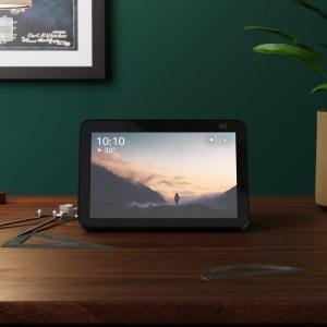 Echo Show 8 et Echo Show 5 : Amazon ajoute la surveillance à ses écrans intelligents