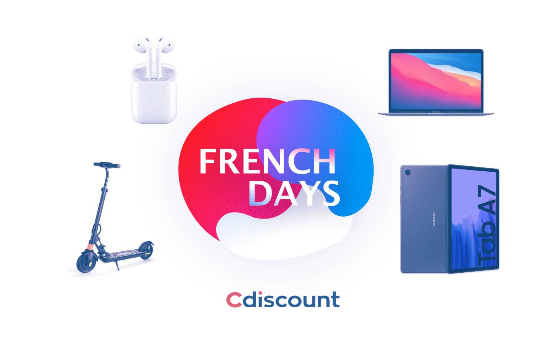 Avant la fin des French Days, voici le TOP 5 des meilleures offres sur Cdiscount