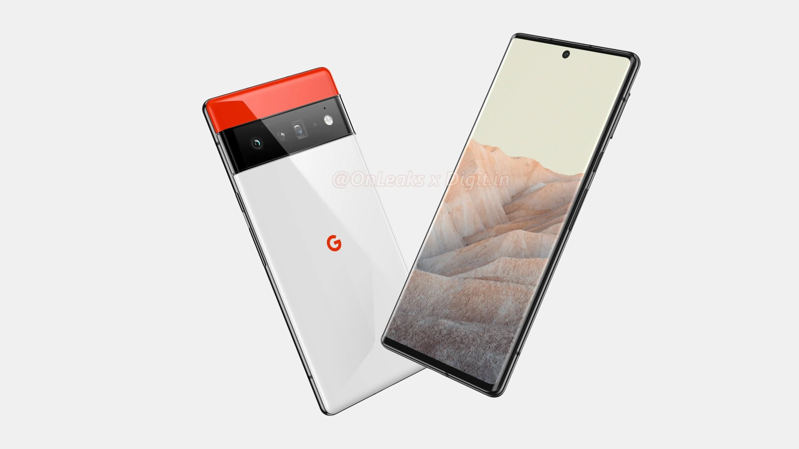 Le Google Pixel 6 Pro s'annonce plus XL que jamais