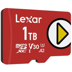 Lexar propose actuellement la microSD 1 To la moins chère du moment