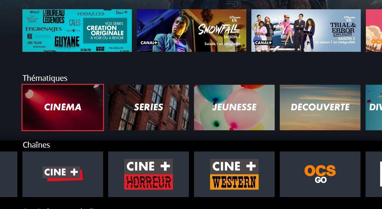 MyCanal arrive enfin sur LG WebOS… mais pas sur tous les modèles de téléviseurs