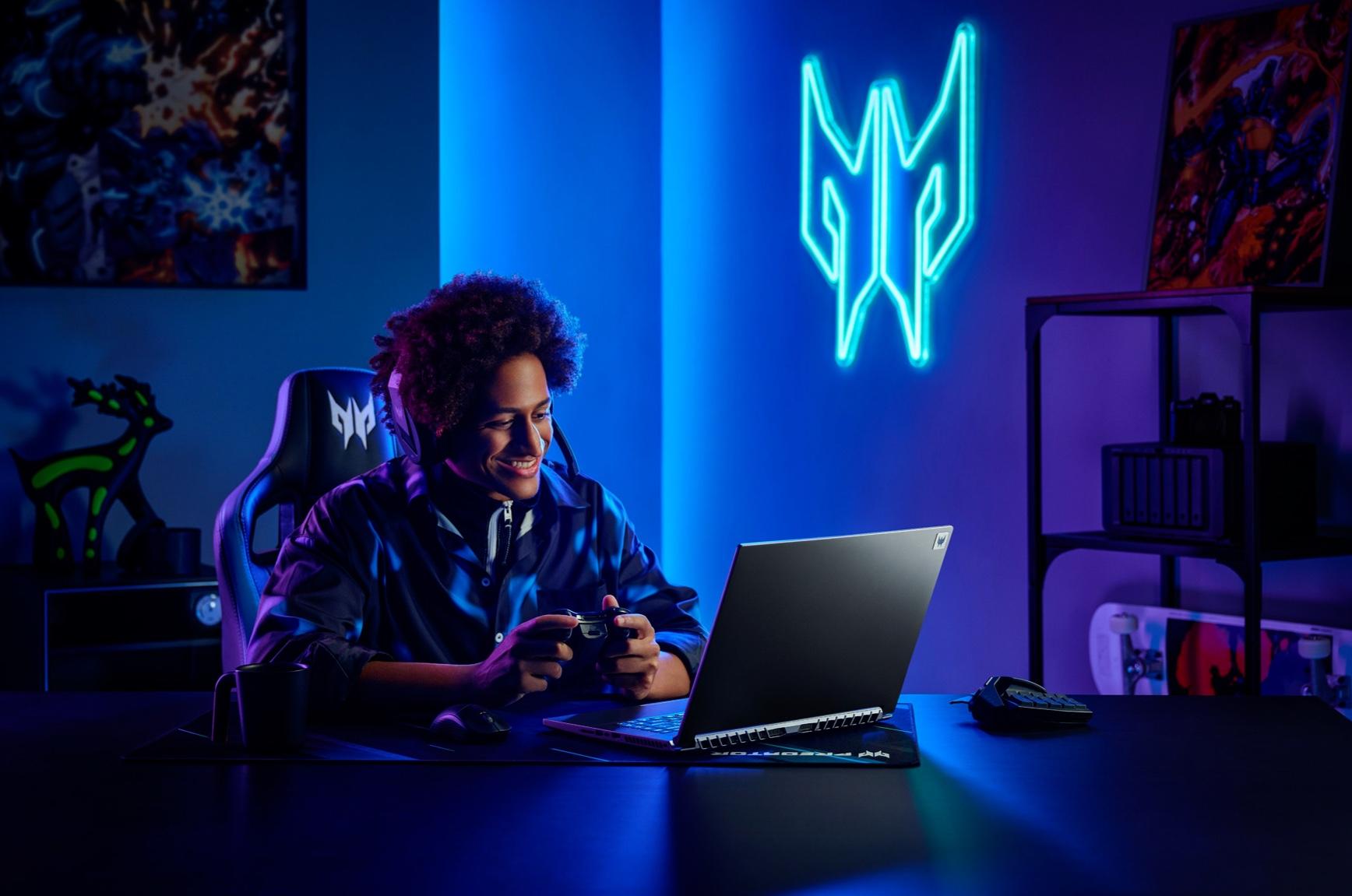 Acer dégaine du Mini LED pour deux nouveaux laptops gaming