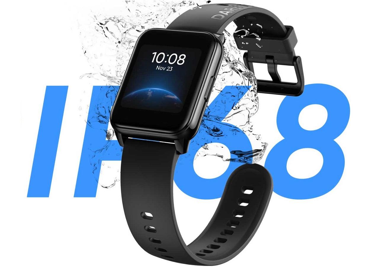 Realme Watch 2 : une montre connectée au prix très agressif sous les 50 euros