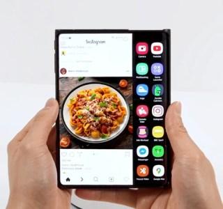 Samsung pourrait sortir un «Galaxy Z Roll» à écran enroulable dès 2022