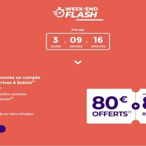 Société Générale : jusqu'à 160 euros offerts pour l'ouverture d'un compte Sobrio