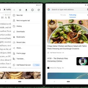 Google Chrome va vous aider à suivre vos sites préférés grâce aux flux RSS