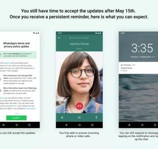 WhatsApp : ce que vous allez perdre si vous refusez les nouvelles CGU