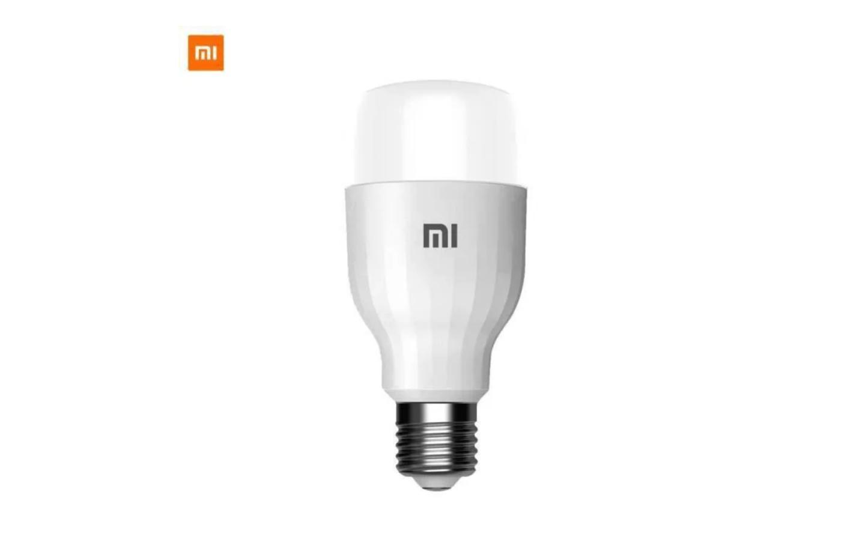 L'ampoule connectée de Xiaomi est la plus abordable, surtout lors d'une promotion