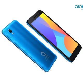 Alcatel 1 : pour 60 euros, il embarque Android Go et un écran 5 pouces