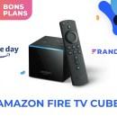 Amazon brade son Fire TV Cube pour le Prime Day (-40 %)
