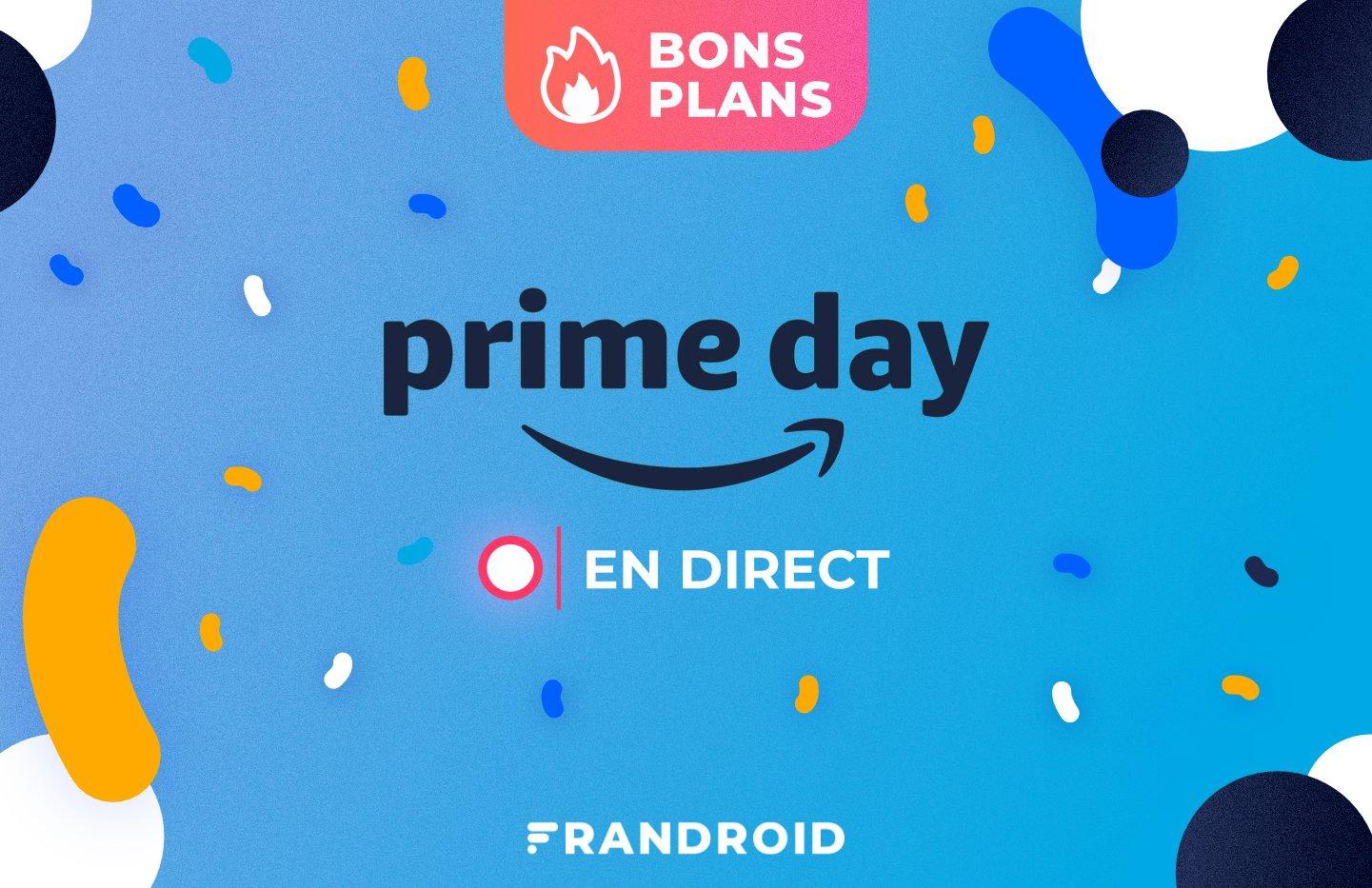 Amazon Prime Day : toutes les meilleures offres à suivre en DIRECT