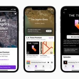 Apple Podcasts : les émissions payantes arrivent en France