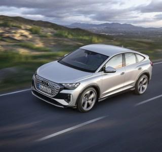 Audi Q4 Sportback e-tron : même la version coupé s'arrache sous les 40000euros